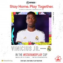 FIFA 20 Stay Home Play Together Cup 1
