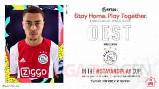FIFA 20 Stay Home Play Together Cup 2