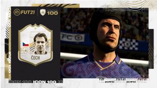FIFA 21 11 08 2020 FUT Ultimate Team Icones Cech