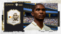 FIFA 21 11 08 2020 FUT Ultimate Team Icones Samuel Eto'o