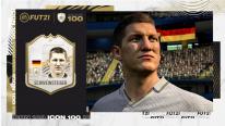 FIFA 21 11 08 2020 FUT Ultimate Team Icones Schweinsteiger