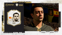 FIFA 21 11 08 2020 FUT Ultimate Team Icones Xavi