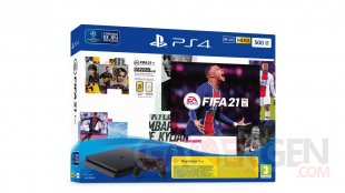 FIFA 21 bundle PS4