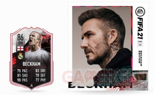 FIFA 21 David Beckham gratuit