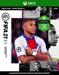 FIFA 21 jaquette Xbox One Series X images (1)