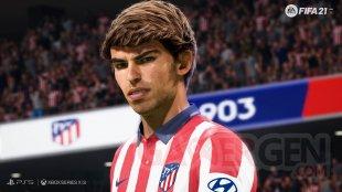 FIFA 21 next gen PS5 Xbox Series X S screenshot Joao Felix