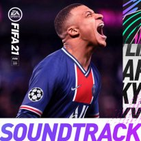 FIFA 21 soundtrack cover