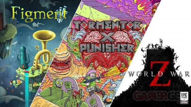 Figment Tormentor x Punisher World War Z