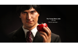 figurine steve jobs 1976 1984