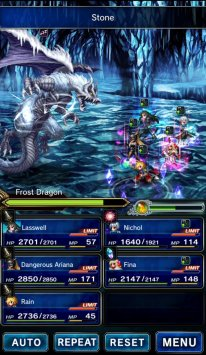 Final Fantasy Brave Exvius Ariana Grande screenshot 2
