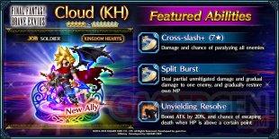Final Fantasy Brave Exvius Kingdom Hearts 02 04 01 2019