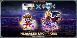 Final Fantasy Brave Exvius Kingdom Hearts 04 04 01 2019