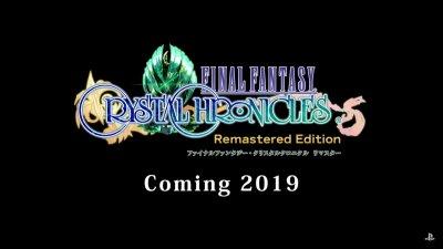 SHIFT - TGS 2018 - Final Fantasy Chronicles Chronicles Remasterizada Edición anunciada para PS4 y Nintendo Switch