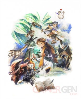 Final Fantasy Crystal Chronicles Remastered Edition 03 10 09 2018