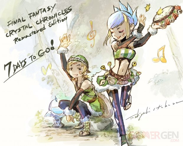 Final Fantasy Crystal Chronicles Remastered Edition 16 20 08 2020
