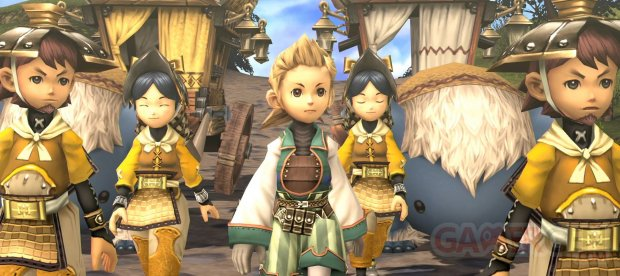 Final Fantasy Crystal Chronicles Remastered Edition test bannière 26 08 2020