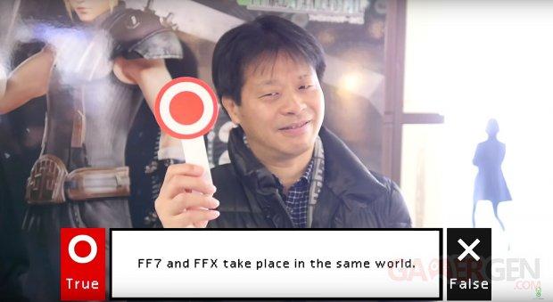 Final Fantasy FF X VII image kitase (2)
