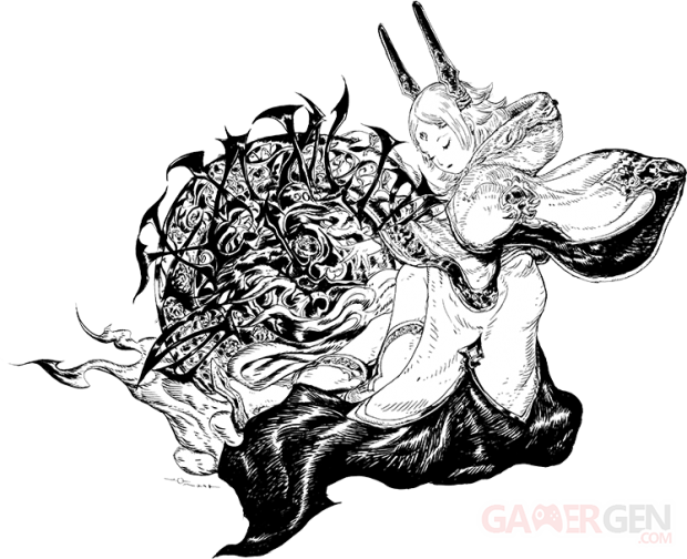 Final Fantasy teaser smartphones artwork 28 10 2016