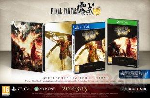 Final Fantasy Type 0 HD édition collector steelbook
