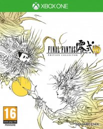 Final Fantasy Type 0 HD jaquette 2