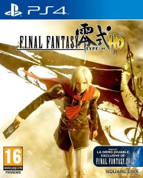 final fantasy type 0 hd jaquette ps4