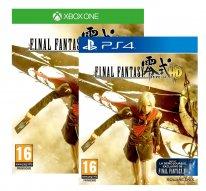 Final Fantasy Type 0 HD jaquette