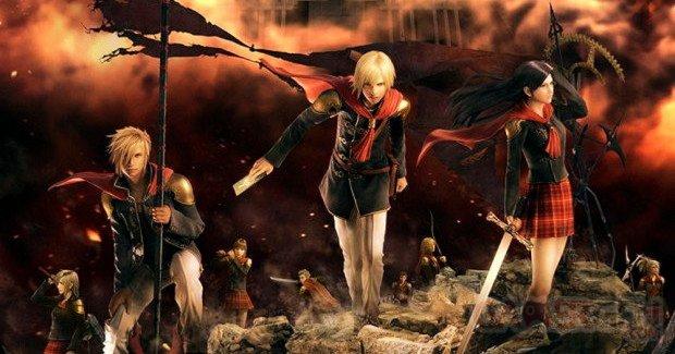 Final Fantasy Type o HD 12.09.2014