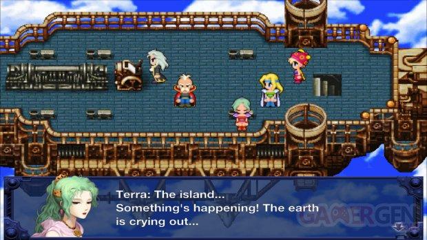 Final Fantasy VI Old Ver head