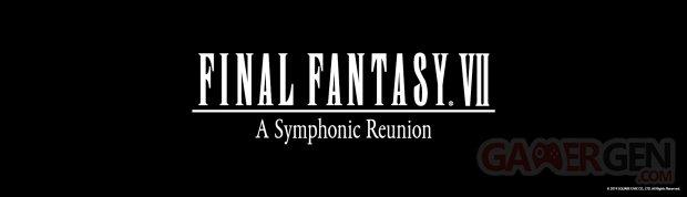 Final Fantasy VII A Symhonic Reunion banner 2