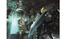 Final Fantasy VII Clad Shinra