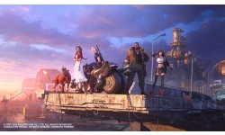 Final Fantasy VII Remake 07 02 2020 screenshot key art fond écran wallpaper