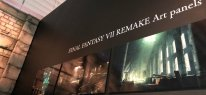 Final Fantasy VII Remake Artworks 30th Anniversary Exhibition (1)