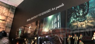 Final Fantasy VII Remake Artworks 30th Anniversary Exhibition (4)
