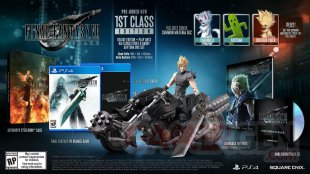 Final Fantasy VII Remake collector 27 11 2019
