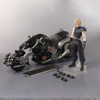 Final Fantasy VII Remake Edition Collector figurine Cloud Play Arts images (2)