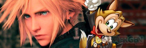 Final Fantasy VII Remake Famitsu images  (2)