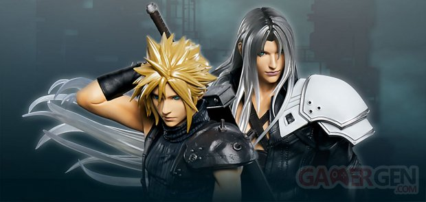 Final Fantasy VII Remake figurine Ichiban Kuji image