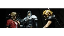Final Fantasy VII Remake figurine Sephiroth unboxing deballage Cloud Aerith