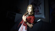 Final Fantasy VII Remake figurine unboxing deballage Aerith (35)