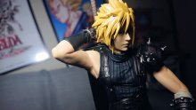 Final Fantasy VII Remake figurine unboxing deballage Cloud (34)