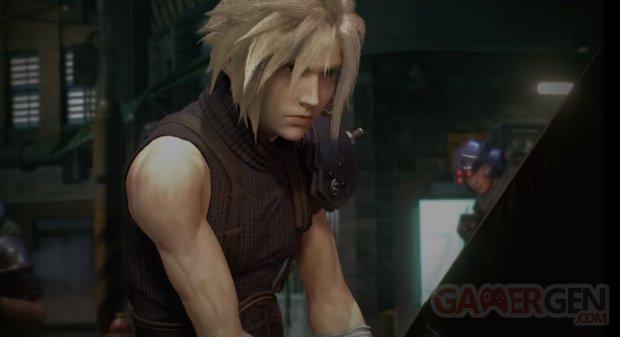 Final Fantasy VII Remake head 2