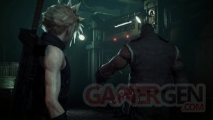 Final Fantasy VII Remake head 3