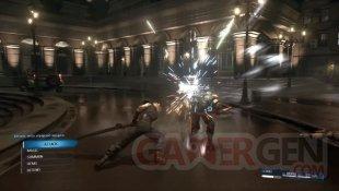 Final Fantasy VII Remake head 7