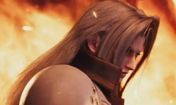 Final Fantasy VII Remake head secret ending bonus scene demo
