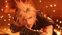 Final Fantasy VII Remake head