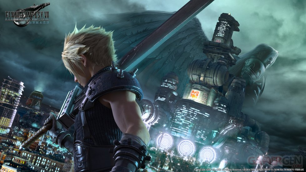 Final Fantasy VII Remake image 2
