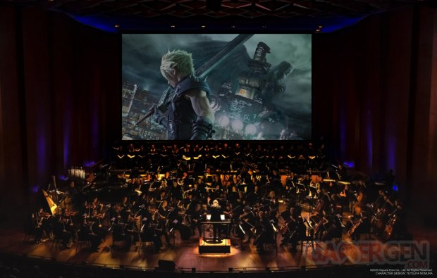 Final Fantasy VII Remake Orchestra World Tour pic 1