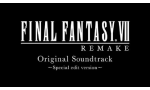 final fantasy vii remake ost 7 cd annoncee precommandes sont ouvertes