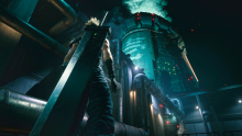 FINAL FANTASY VII REMAKE Screenshot E3 2019 (6)