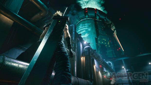 FINAL FANTASY VII REMAKE Screenshot E3 2019 (6)
